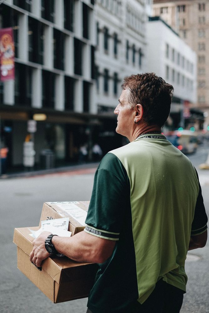 Send pakker til hele verden
